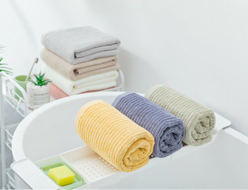 Adult Face /& Hand Towels Cotton Softness /& Absorbent Towel 12.9 27.5 Inches