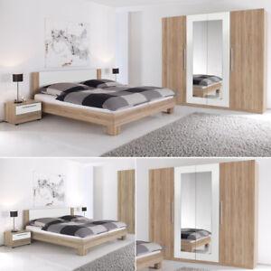 Ebay Schlafzimmer Komplett : schlafzimmer set komplett martina bett nachtkommode ~ Watch28wear.com Haus und Dekorationen