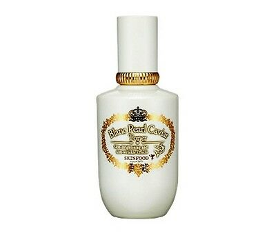 SKINFOOD Blanc Pearl Caviar Serum 60ml  -Korea Cosmetics