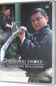 Samurai-Sword-Japanese-Battlefied-Blade-Weapon-DVD-New