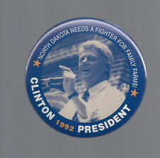 1996 AFT UNION FOR CLINTON /& GORE CAMPAIGN POSTER