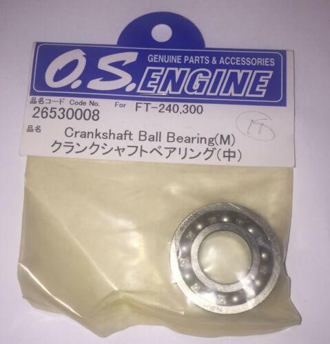 26530008 Bag 8 300 Glow Engine Crankshaft Ball Bearing OS MAX FT-240