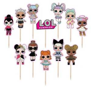 NEW-LOL-SURPRISED-DOLL-CAKE-TOPPER-BIRTHDAY-DECORATION-PARTY-SUPPLIES-BALLOON