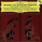 Brahms: Ein Deutsches Requiem, Op.45 (CD, Apr-1993, Deutsche Grammophon)