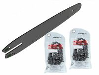 """14"""" 35cm Guide Bar & 2 Chains Fits STIHL 017 MS170 MS171 Chainsaw"""