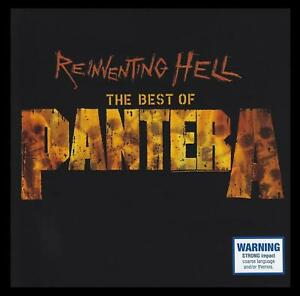 PANTERA-REINVENTING-HELL-THE-BEST-OF-CD-DIMEBAG-DARRELL-PHIL-ANSELMO-NEW