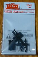 Caboose Industries Ho 204 High-level Switch Stand -- .190 Travel Sprung W/lan