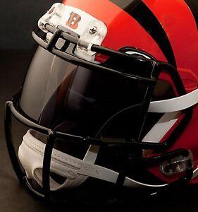 *NEW* OAKLEY 20% GRAY DARK-TINT Football Helmet EYE SHIELD ...