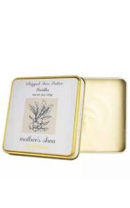 Mother's Shea by Eu Genia Whipped Shea Butter Vanilla 6oz/169g NEW sealed!