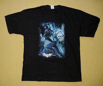 The Dark Knight Rises Batman Villain Bane Mens Black Sweatshirt