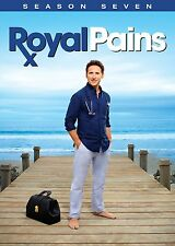 Royal Pains . The Complete Season 7 . Mark Feuerstein . Staffel . 2 DVD . NEU
