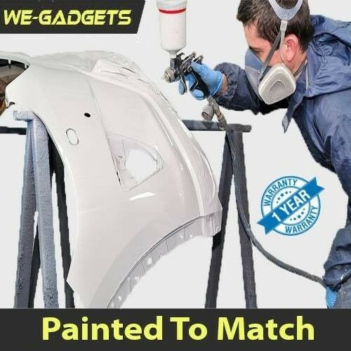 Painted To Match,Fits Hyundai Santa Fe13-17 Left Fender Assembly HY1240159