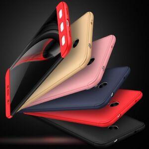 Funda-carcasa-GKK-3-en-1-completo-360-para-Xiaomi-Redmi-Note-4X