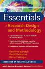Essentials of Research Design and Methodology by Geoffrey R. Marczyk, David Festinger, David DeMatteo (Paperback, 2005)