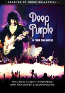 Deep-Purple-In-Their-Own-Words-DVD-NEUF