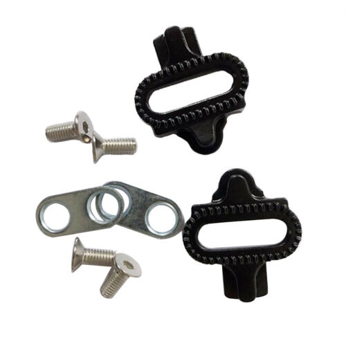BV Bike Cleats for Shimano SPD Spinning Indoor Cycling /& Mountain Bike Cleat Set