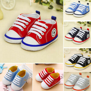 Infant-Toddler-Baby-Boys-Girls-Soft-Sole-Crib-Shoes-Sneaker-Newborn-0-12-Months