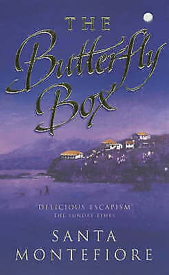 """""""AS NEW"""" The Butterfly Box, Montefiore, Santa, Book"""