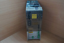 INDRAMAT Power Supply TVM-1.2-50-220/300-W0-220/380 //  TVM-1.2-050-220/300-W0