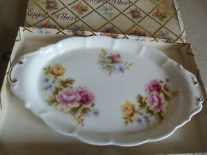 Royal Albert Winsome 1st Quality Large Side Plate More For Sale In Pattern