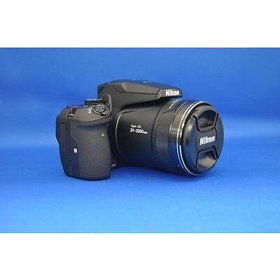 Nikon COOLPIX P900 Digital Camera 83x Optical Zoom Built-In Wi-Fi Japan New