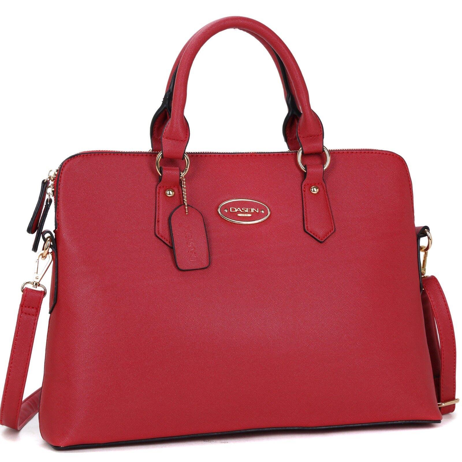 Women Faux Leather Briefcase Laptop Handbag Satchel Bag Business Work Purse . Buy it now for 35.99