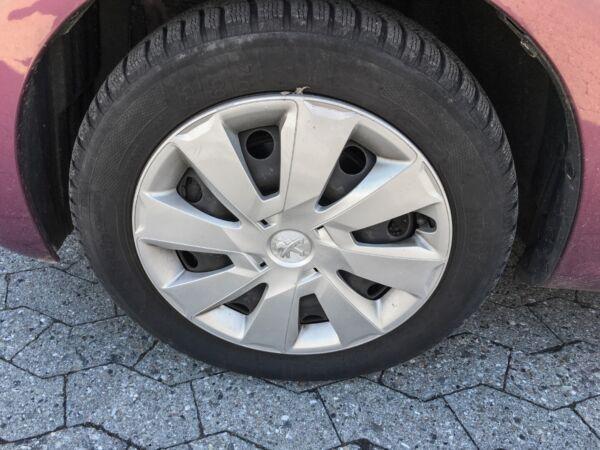 Peugeot 107 1,0 Sportium - billede 4