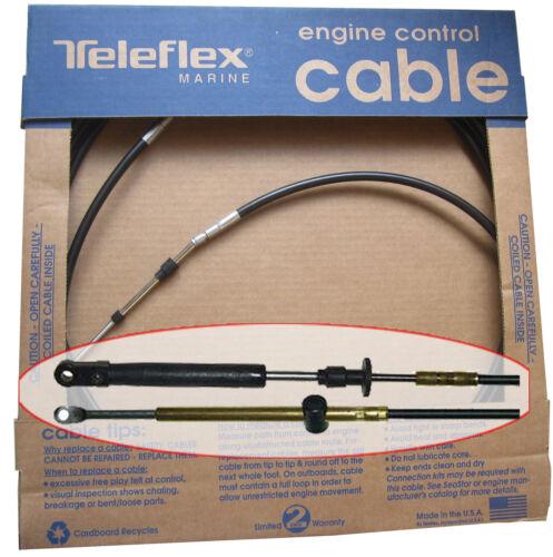 20ft Johnson//Evenrude Control Throttle//Gear Cable Seastar.