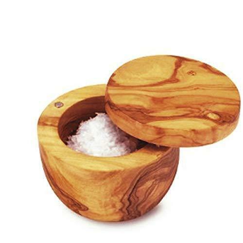 (D) Laguiole, Berard français fait à la main ronde sel Gardien avec haut pivotant à, vintage