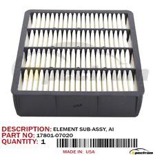 TOYOTA LEXUS 4RUNNER TACOMA SC300//400 FACTORY OEM 17801-07020 ENGINE AIR FILTER