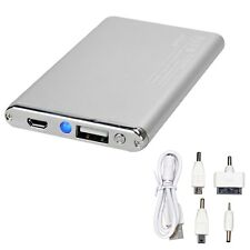 5600mAh Portable External Battery USB Power Bank Charger for Mobile Phone iPhone