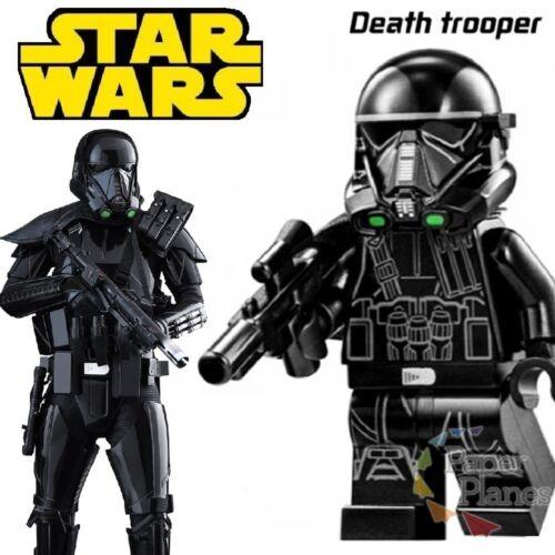 Death Trooper Maßgeschneidert Minifigur Passt Lego Toy Star Wars Clone War P656