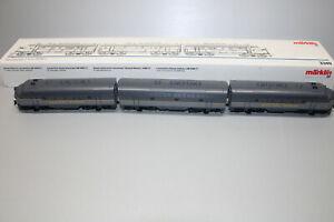 Marklin-3349-Diesel-Elektrische-Locomotora-GM-EMD-F7-Escala-H0-Emb-orig