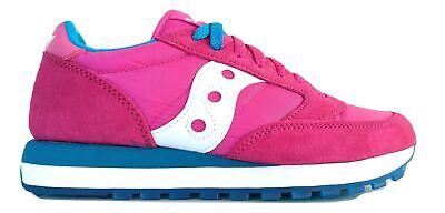 SAUCONY scarpe sneaker donna JAZZ ORIGINAL VINTAGE S1044 262 rosa bianco | eBay