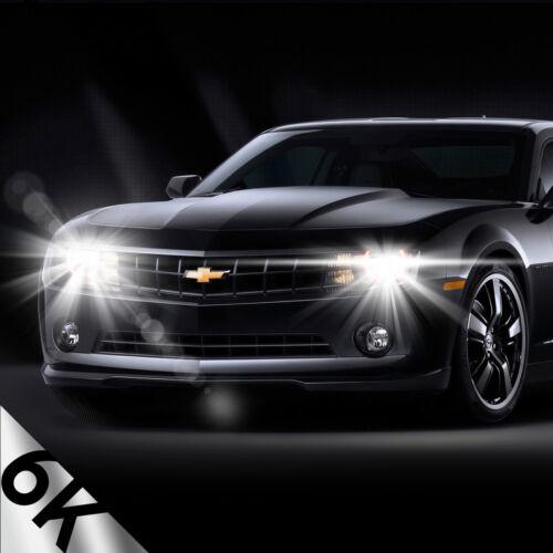 XENTEC LED HID Headlight Conversion kit H11 6000K for 2004-2015 Chevrolet Malibu