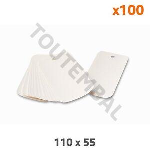Etiquette Plastique 110 X 55 Mm Colis De 100 (par 100) Hm4eb3o5-07230434-629387795