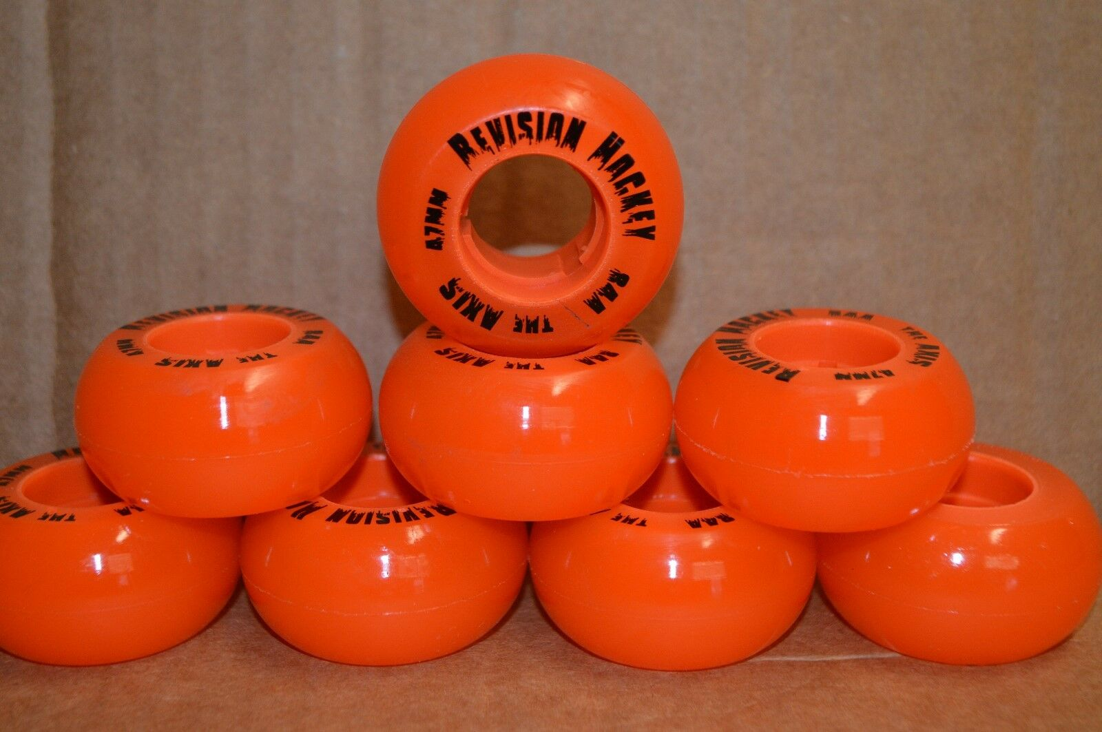 8 Revision Goalie outdoor inline wheels 8-47mm  84a
