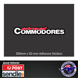 STREET-COMMODORES-HOLDEN-STICKER-DECAL-300MM-108