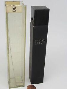 GUCCI ENVY EAU DE PARFUM/PERFUME WOMEN BLACK BOTTLE 1.7oz ... - photo #25