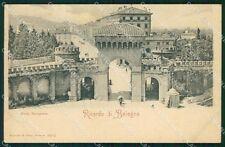 Bologna Città Porta Saragozza cartolina VK0135