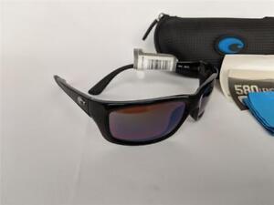 4e413bf74ce New Costa Del Mar Jose Polarized Sunglasses 580G Glass Black Green ...