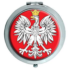 Polen Polska Kompakter Spiegel