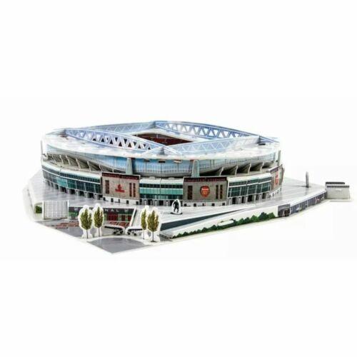 Nanostad Jeu de puzzle 3D pour enfants 108 pièces Emirates Stadium PUZZ180054