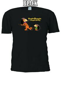 Augie-Doggie-e-Doggie-Papa-Divertente-Cane-Cartoon-Uomini-Donne-Unisex-T-shirt-841