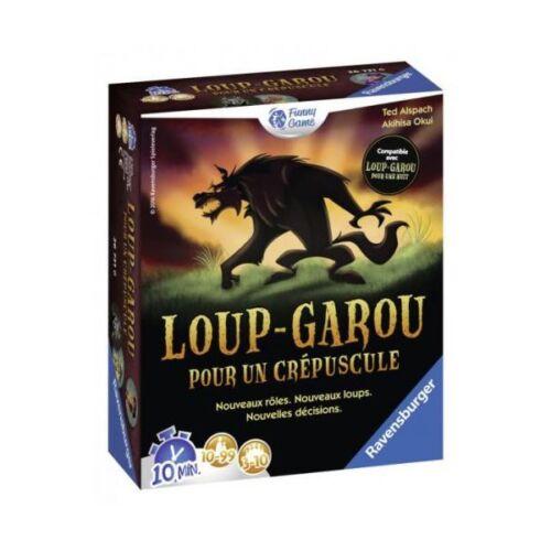 Loup Garou pour un crépuscule jeu neuf et emballé