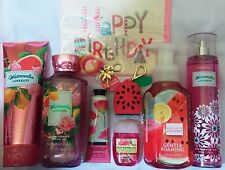 Bath & Body Works 'Sip' into Summer Watermelon Lemonade Birthday Gift Set