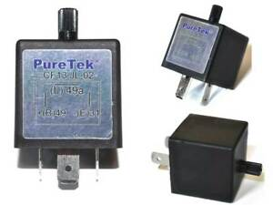 PureTek-CF13-3-Pin-Adjustable-LED-Indicator-Relay-Car-Turn-Signal-Flasher
