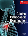 Clinical Orthopaedic Examination by Ronald McRae (Paperback, 2010)