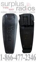Icom M124 Aligator Belt Clip For Icom Mb124 F3001 F4001 M88 V80 T70a M24