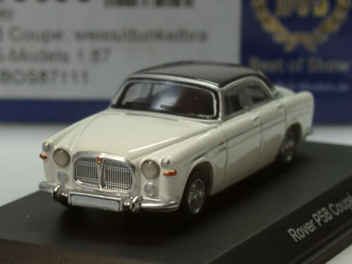 weiss 87111-1:87 BOS Rover P5B Coupe